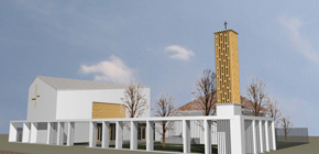 Luther-kápolna tervei